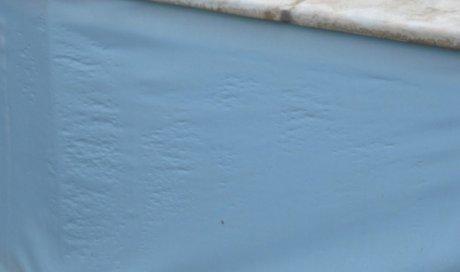 Dégâts de liner frippé Draguignan