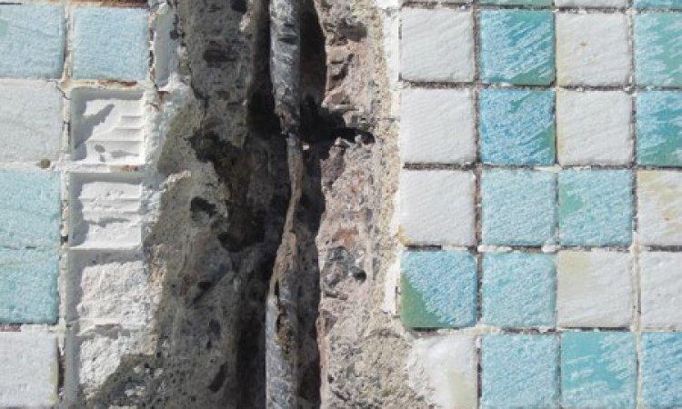 Dégâts de ferraillage rompu Draguignan
