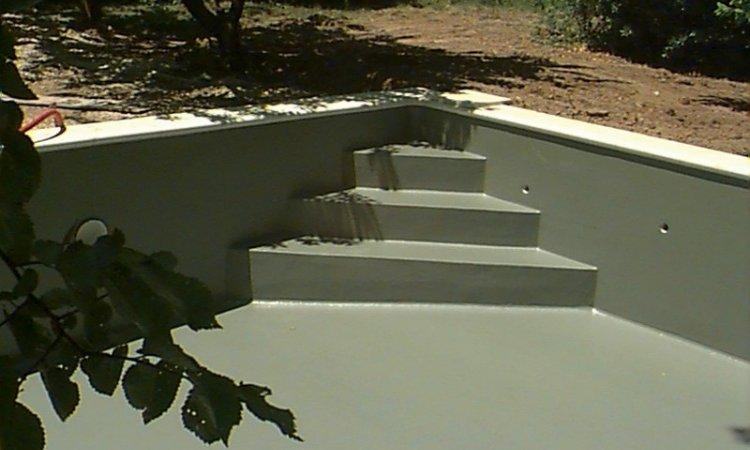 Escalier d'angle avec marches droites Draguignan